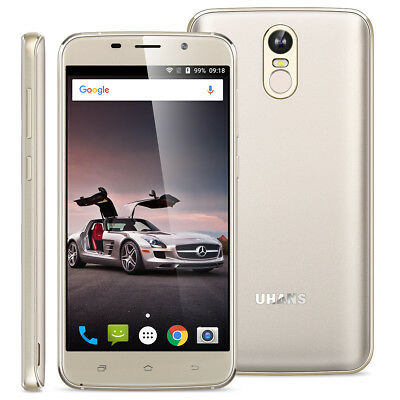5.5'' Uhans A6 3G Smartphone Android 7.0 Cellulare 16GB Quad-core Cellulare IT