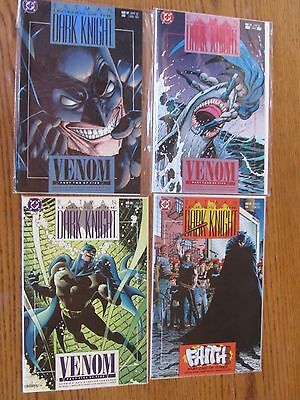 Batman Legends Of The Dark Knight Lot Of 4 Books # 17, 19, 20, And 21 Dc Comics