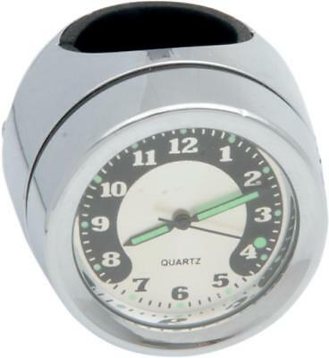 "DS Handlebar Mount Clock for 7/8"" or 1"" Bars"