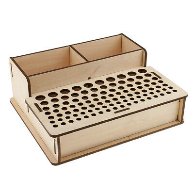 Leathercraft Stamping Tools Stand Leather Tool sPaint Brushes Rack Holder