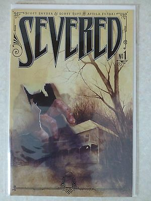 "Severed Issues 1 To 7 Full Set ""First Prints"" Scott Snyder - 2011"