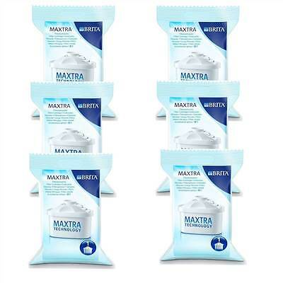 Genuine Brita Maxtra Water Filter Cartridges Various Pack Sizes In Box