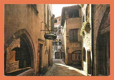 a466 / 371 82 - SAINT ANTONIN NOBLE VAL rue moyenageuse