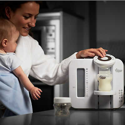 Tommee Tippee Perfect Prep Closer To Nature Baby Bottle Machine Filter