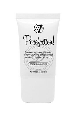 W7 Porefection Pore Minimizer - Cream Primer Setting Makeup Fixer Smooth Lines