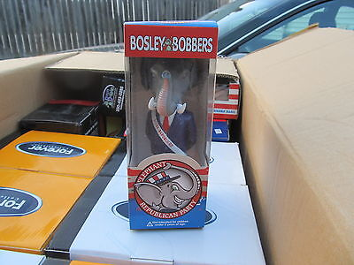 Republican Party Elephant Bosley Bobbers NEW IN BOX