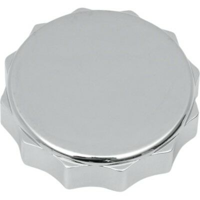 Deluxe Gas Cap without Vent  Drag Specialties  71171-SC2