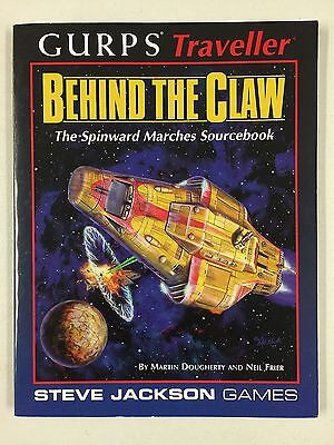 GURPS - BEHIND THE CLAW - Steve Jackson Games