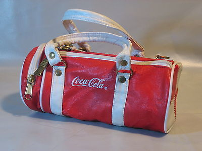 Coca Cola Handbag Vinate 9 x 5 inches RARE