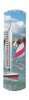 Heritage America by MORCO 375SAIL Sailboat Outdoor or Indoor Thermomet... NO TAX