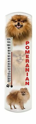 Heritage America by MORCO 375POM Pomeranian Outdoor or Indoor Thermome... NO TAX