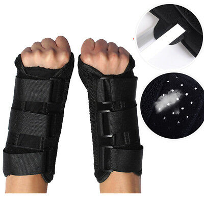 Wrist Support Brace For Carpal Tunnel Sprain Arthritis Hand Strain Splint Pain U