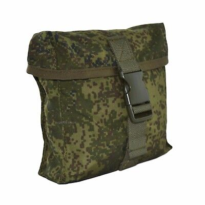 Original Russian Multi-purpose Utility Molle Pouch SPOSN SSO EMR Digital Flora