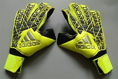 SALE!!  addidas ace zone football glove man adults Latest vision