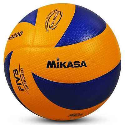 Mikasa 300 volleyball Olympic Games official ball within whistle needle net pump
