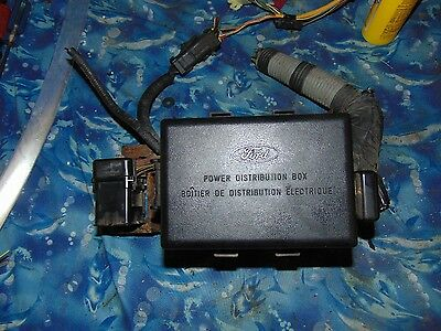92 93 94 95 96 ford f150 bronco power distribution fuse box underhood