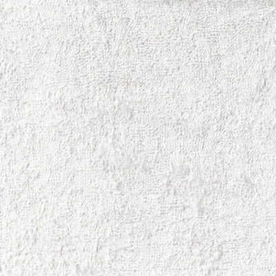 White 100% Cotton Towelling Soft Absorbent Free Postage