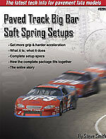STEVE SMITH AUTOSPORT Paved Track Big Bar Soft Spring Setups Book P/N S295