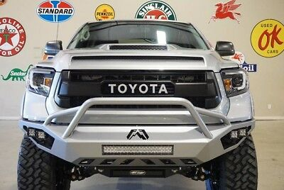 2017 Toyota Tundra 17 TUNDRA CREWMAX 4X4,LIFTED,NAV,BACK-UP CAM,HTD L 17 TUNDRA CREWMAX 4X4,LIFTED,NAV,BACK-UP CAM,HTD LTH,22'S,57 MILES,WE FINANCE!!