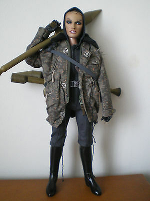 Major Sigrid Von Thaler 1/6 Paolo Parente's Dust action figure Twisting Toys 3A