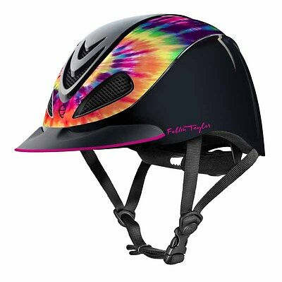 TROXEL – Fallon Taylor Riding Helmet – Tie Dye – 04-392 – NEW