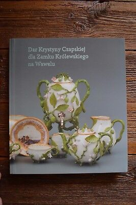 Krystyna Czapska Catalog of collections Wawel Krakow Porcelain clocks glass