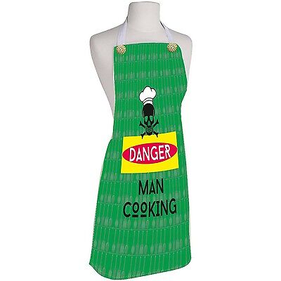 Danger Man Cooking   Apron for Cooking Kitchen Chef Waitress-kitchen apron-chefs