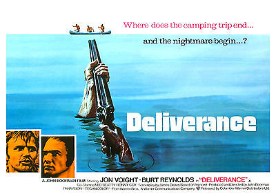Deliverance (1972) - A2 POSTER ***LATEST BUY 1 GET 1 FREE OFFER***