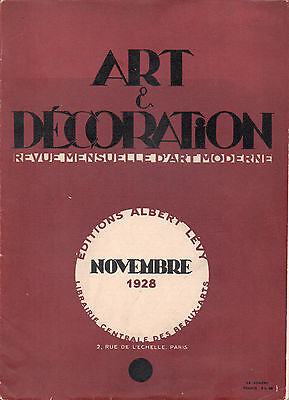 French Arts Magazine: ART & DÉCORATION