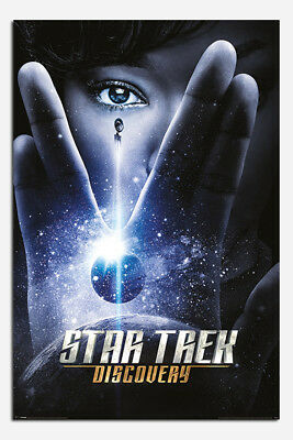 Star Trek Discovery Poster New - Maxi Size 36 x 24 Inch