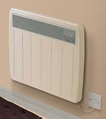 Fischer Storage Heaters >> FISCHER ELECTRIC HEATER, wall mounted, with thermostat and control manual • £750.00 - PicClick UK