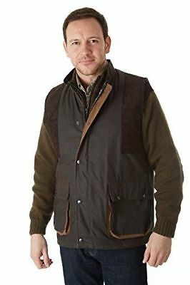 Sherwood Forest - Explorer Gilet sans manches [Marron - marron] [X-Large] NEUF