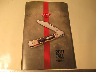 W. R. Case XX 2011 Fall Promotional, 90 pages 5.5 x 8.5 (40)