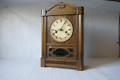 ANTIQUE GERMANY  CLOCK   H.A.C    Made in Wiirttemberg  No 3115