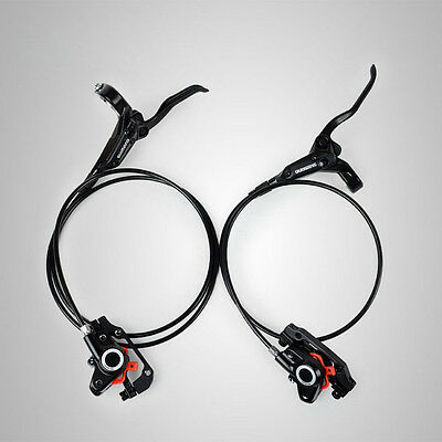 SHIMANO BR-BL-M315 MTB Mountain Bike Hydraulic Disc Brake Set Front&Rear Black
