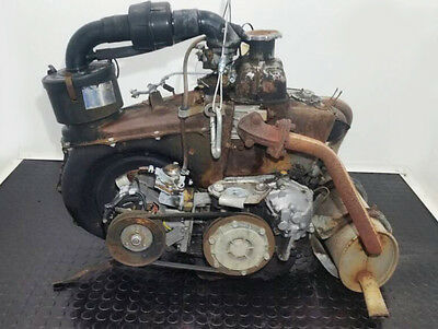 Fiat 500/ Seat 500/ Fiat 126 -- Motor completo -- Complete engine