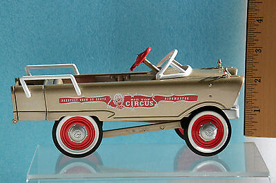 Hallmark Kiddie Car Classics..1961 MURRAY CIRCUS CAR ..NEW IN BOX
