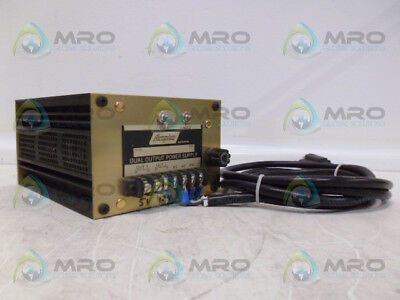 Acopian 512D6A Dual Output Power Supply 105-125 Vac 50-400Hz *used*