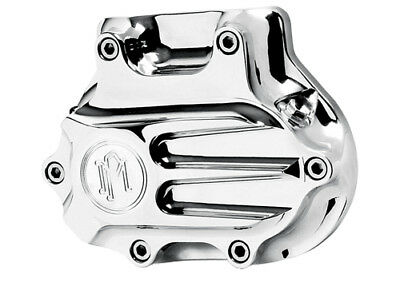 PM Chrome Fluted Cable Clutch Cover Harley Davidson FLHR/FLHRC 2014-2015
