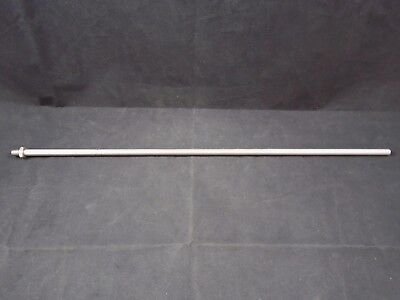 """BEL-ART Stainless Steel 5/16"""" x 18"""" Poly-Jaque PC Plastic Lab Jack Support Rod"""