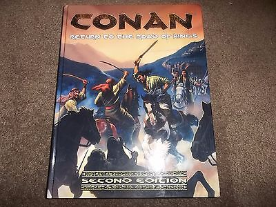D&D D20 Mongoose Conan RPG 2nd Ed Return to the Road of Kings