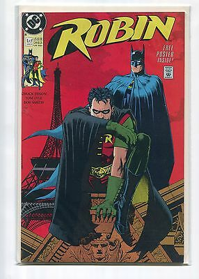 Robin #1 (Jan 1991, DC), VF/NM