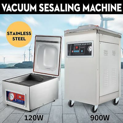 Commercial Vacuum Sealer Food Sealing Machine Pressure Hydraulic Packaging