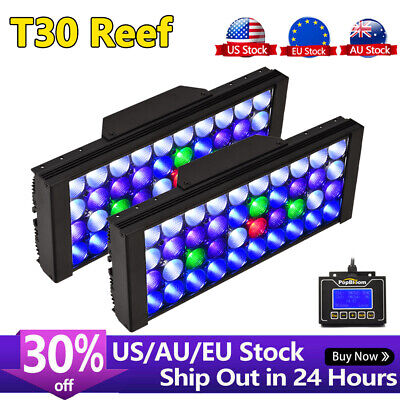 3PCS 6PCS DSunY Aquarium LED Lighting Full Spectrum Reef Coral Marine Fish Tank