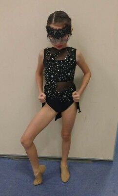Custom competition dance costumes Contemporary Lyrical Child Medium