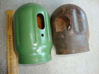 Pair of CYLINDER SAFETY CAPS, one Airgo