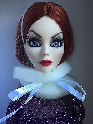 "Tonner Wilde Imagination Evangeline Ghastly MORTAL LOVE 18.5"" Fashion Doll NRFB"