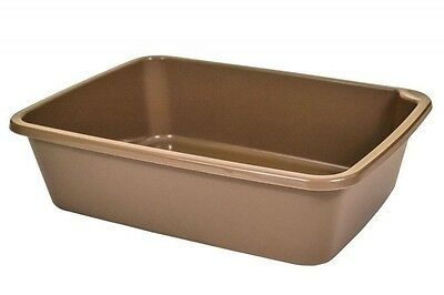 W1343D W13430 Cat Litter Tray- Coffee (4302)