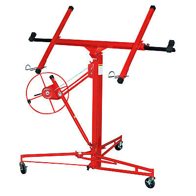 XXL Drywall Lift & Sheetrock Lift Panel Hoist Plasterboard Hoist Mobile Lift