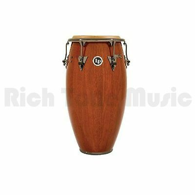 Latin Percussion LP559Z-D 11 3/4 Inch Conga-Natural Durian-Black